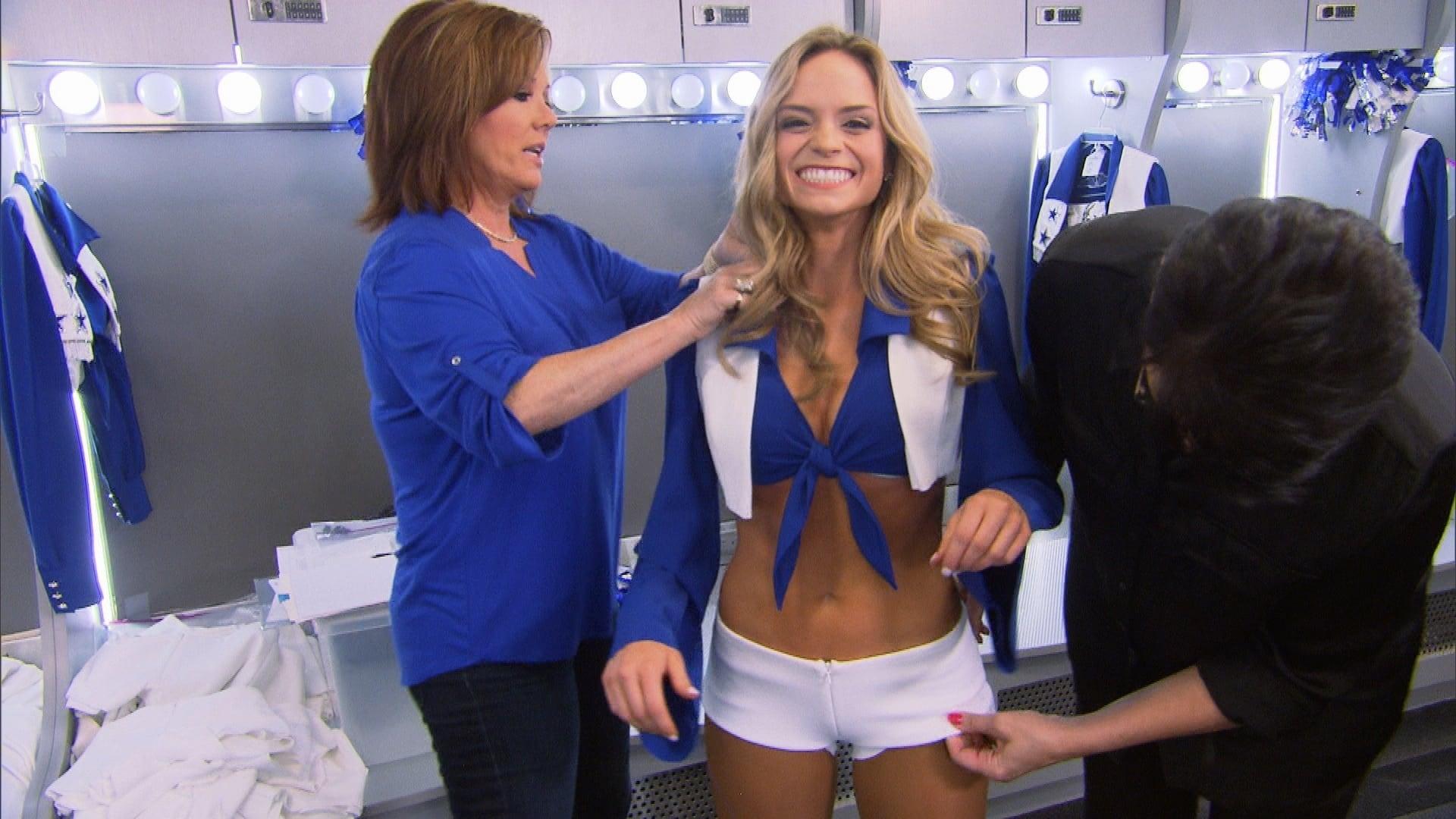 Dallas Cowboys Cheerleaders: Making the Team Season 12 :Episode 6  Media Training