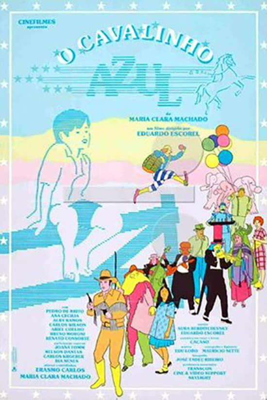 Ver O Cavalinho Azul Online HD Español (1984)