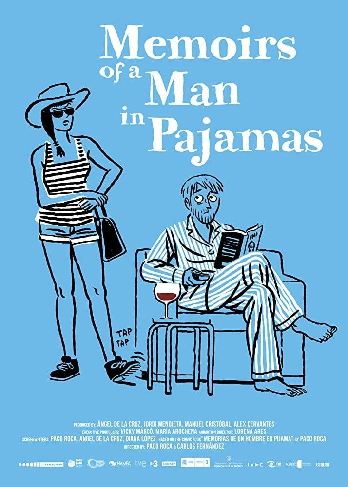 Ver Memorias de un hombre en pijama Online HD Español (2017)