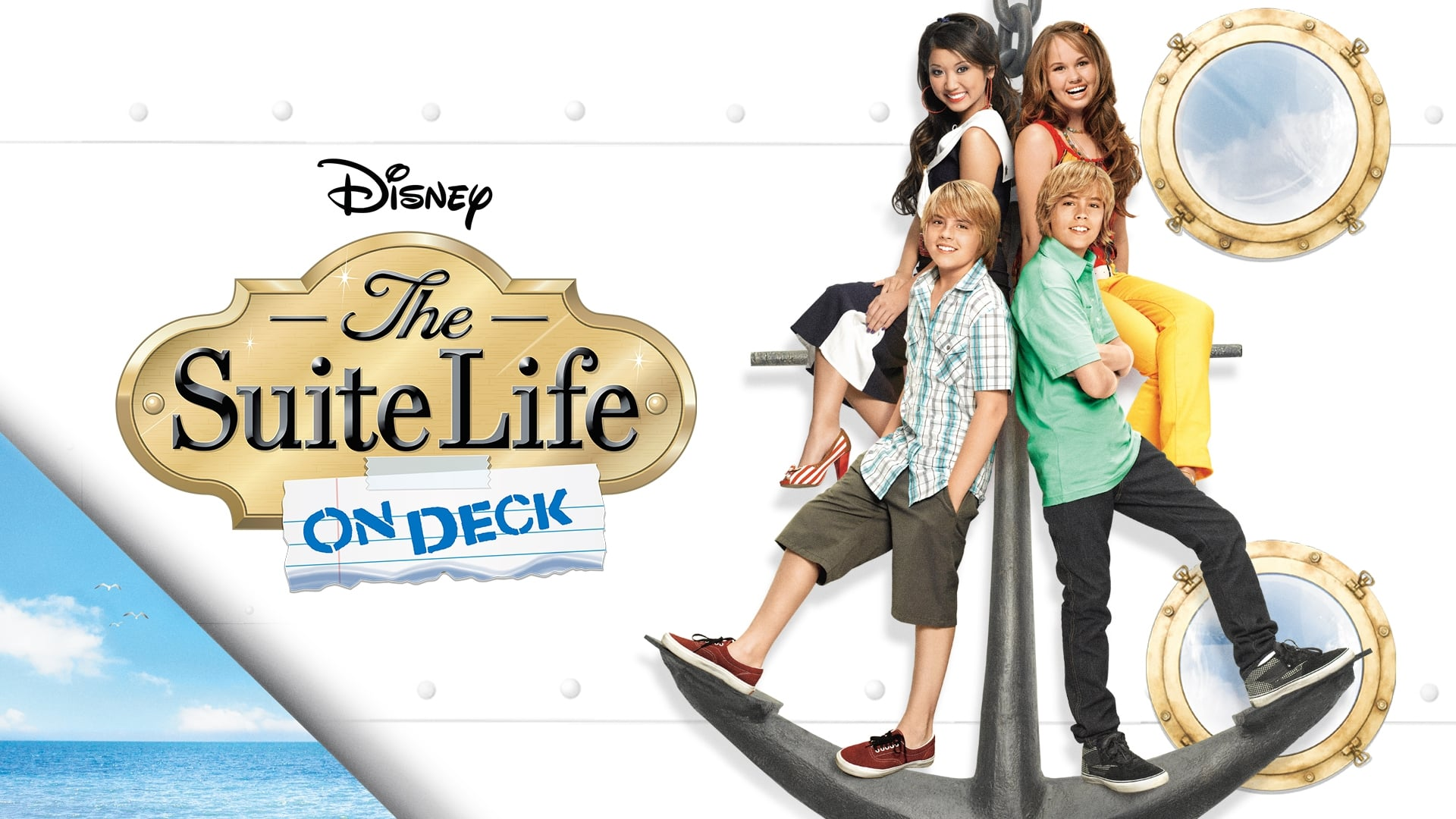 The Suite Life on Deck - Season 0 Episode 1 : Wizards on Deck with Hannah Montana