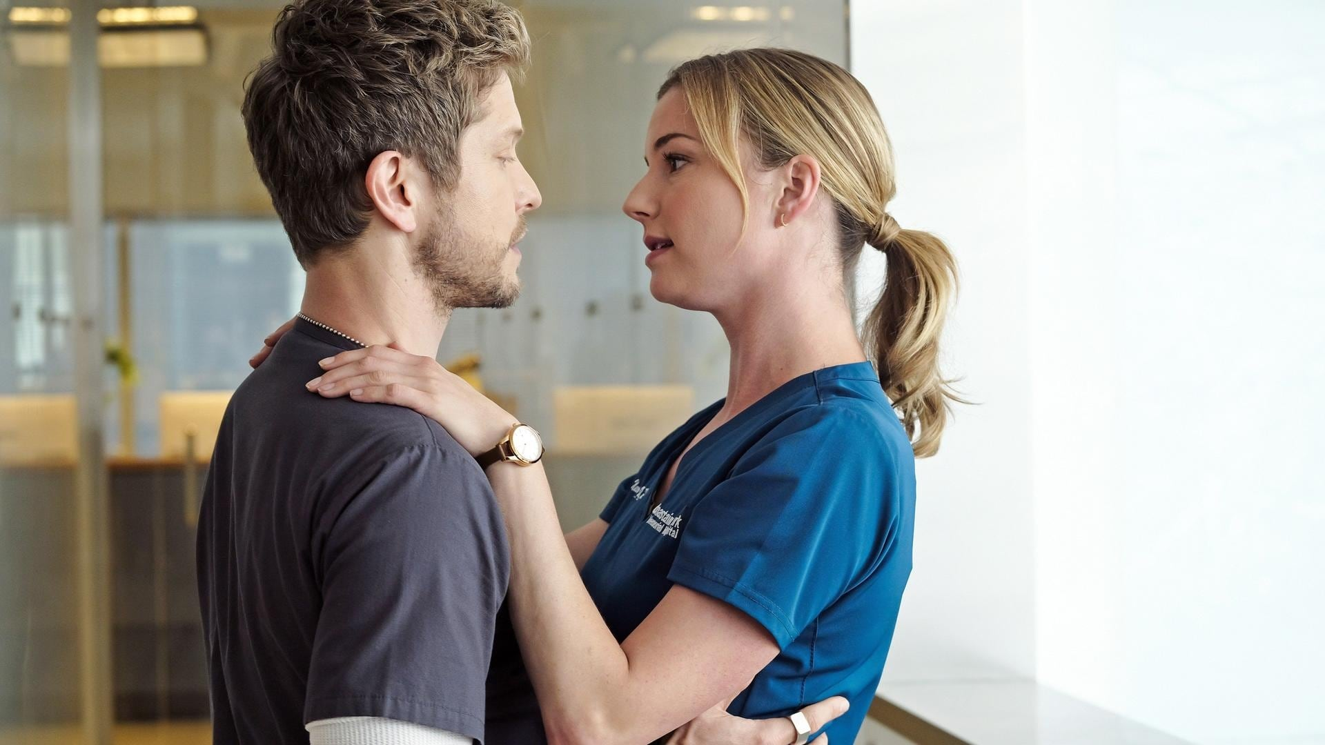 The Resident Season 2 :Episode 4  About Time