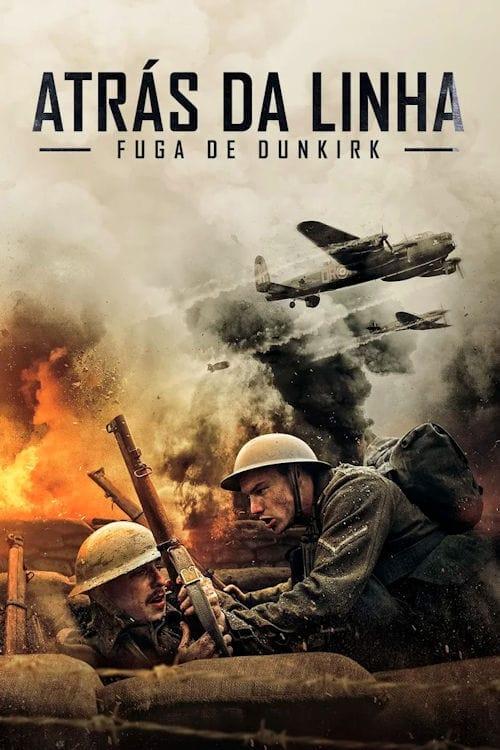Atrás da Linha: Fuga para Dunkirk Dublado