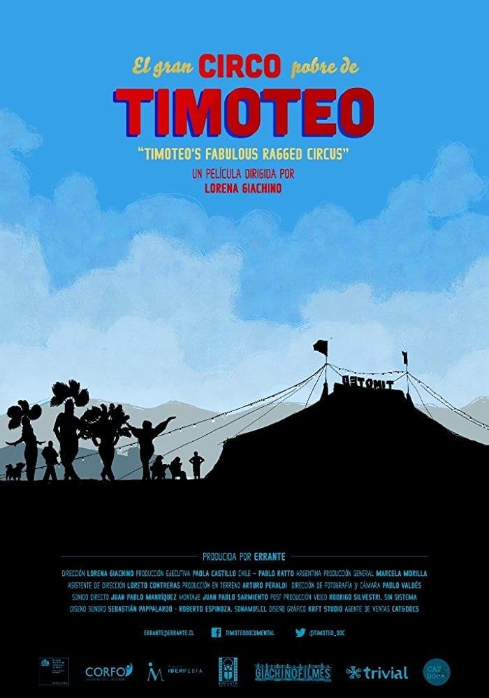 Ver El gran circo pobre de Timoteo Online HD Español (2014)