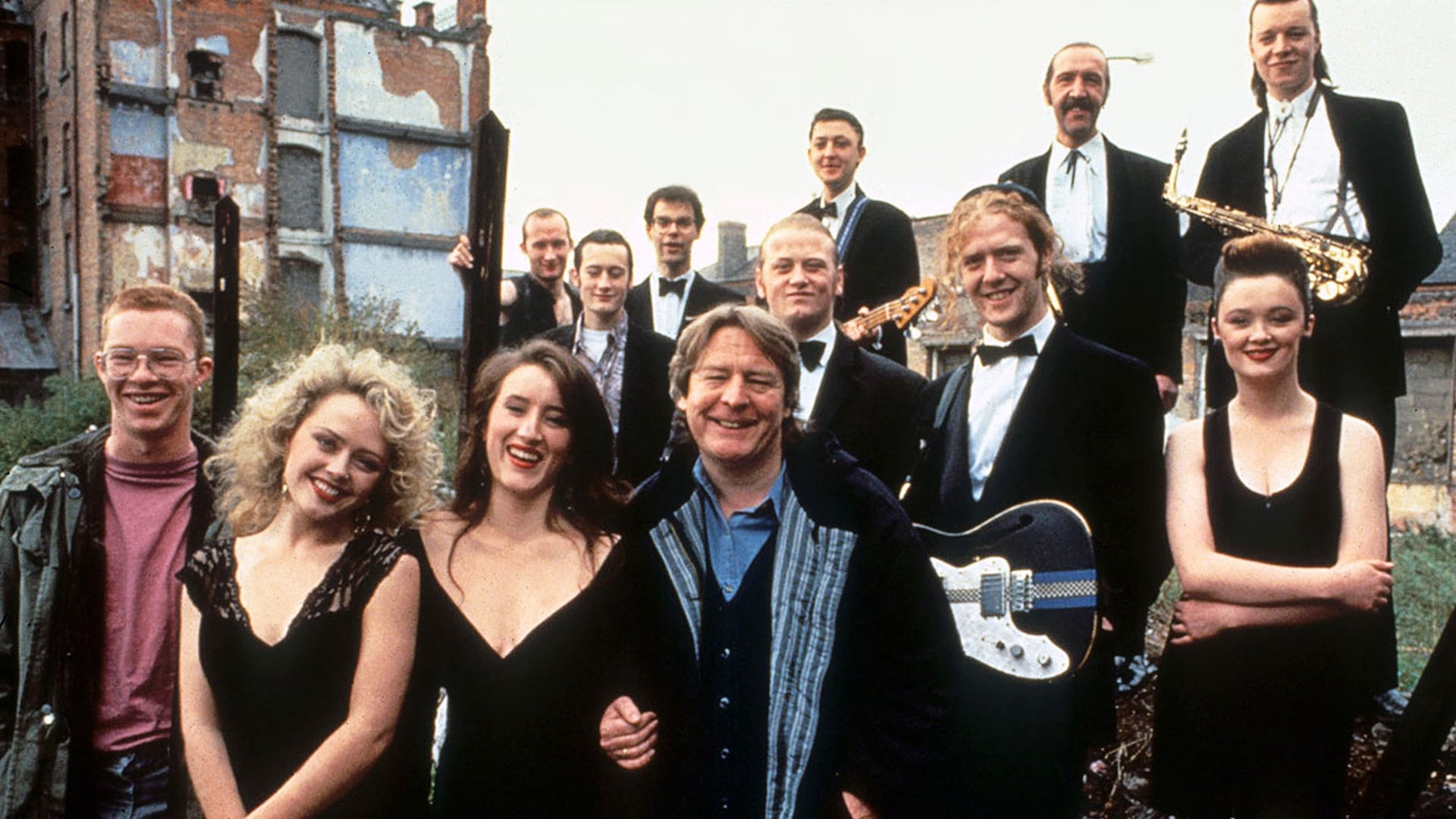 The Commitments Stream