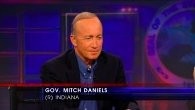 The Daily Show with Trevor Noah Season 16 :Episode 119  Mitch Daniels