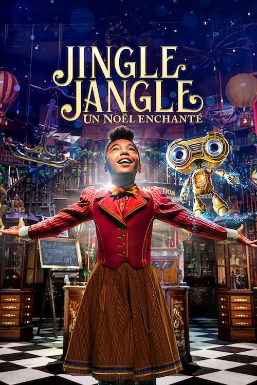 Jingle Jangle : Un Noël Enchanté - Jingle Jangle : A Christmas Journey - 2020
