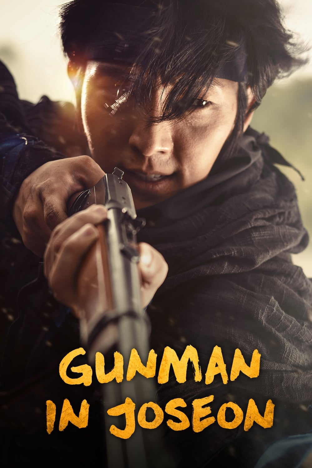 The Joseon Gunman Poster