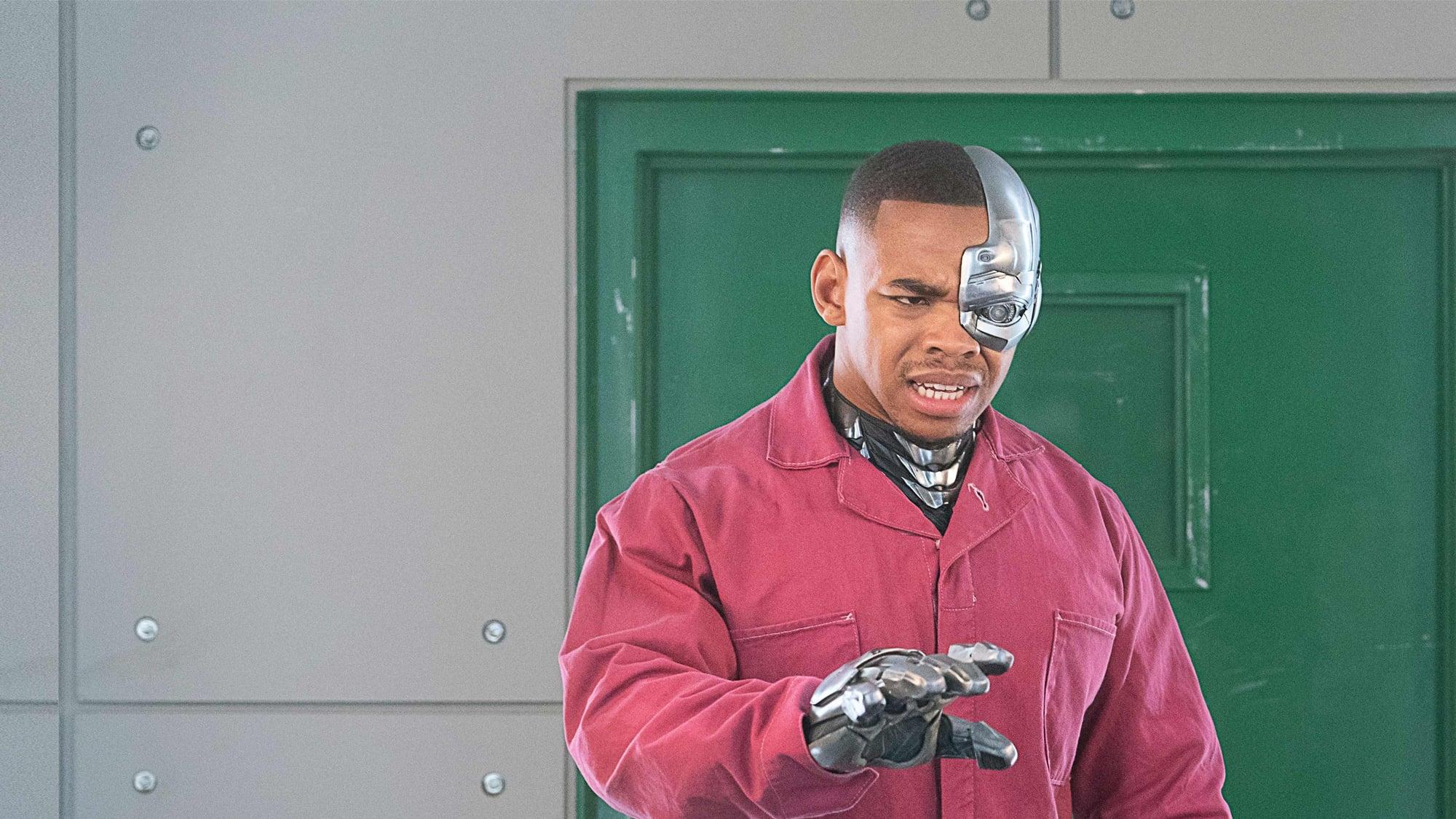 Doom Patrol Season 1 :Episode 12  Cyborg Patrol