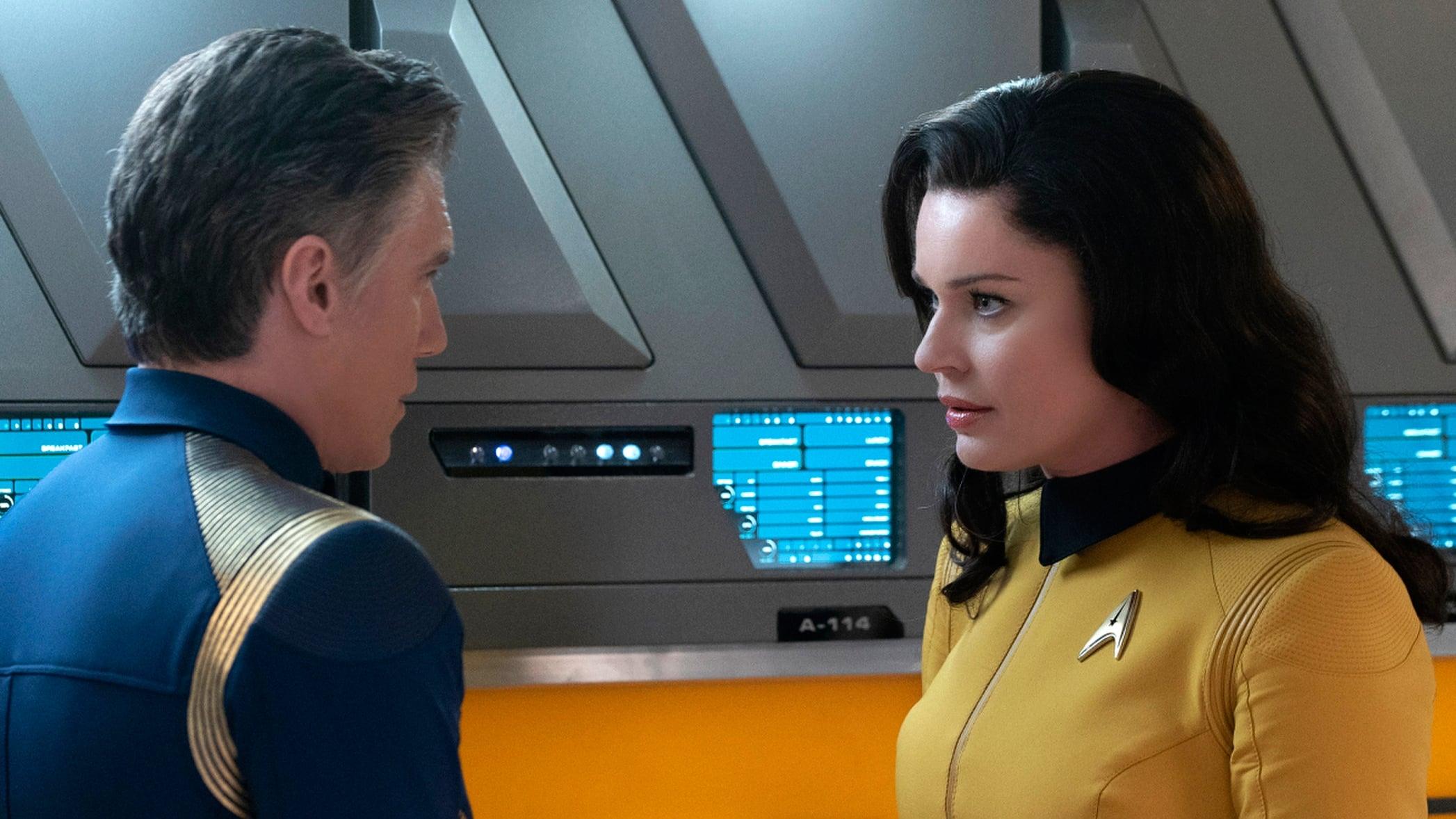 Star Trek: Discovery - Season 2 Episode 4 : An Obol for Charon