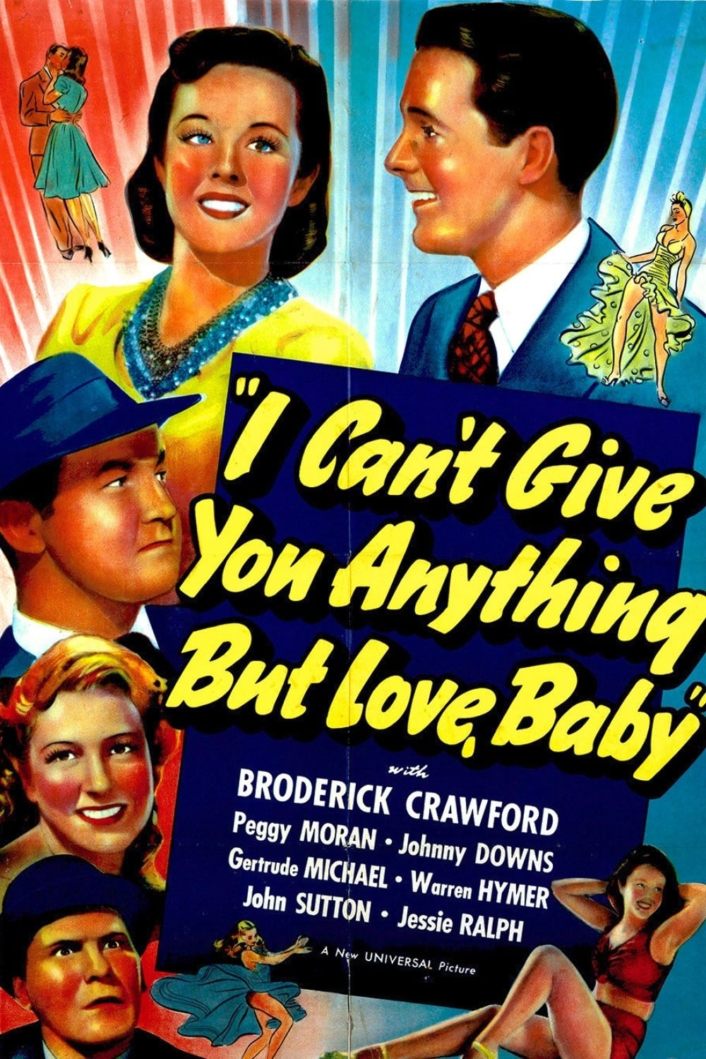 I Can't Give You Anything But Love, Baby (1940)