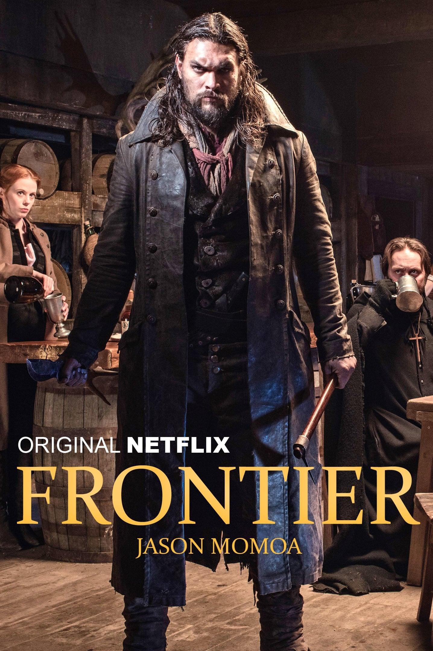 Frontier 1ª Temporada Dublado