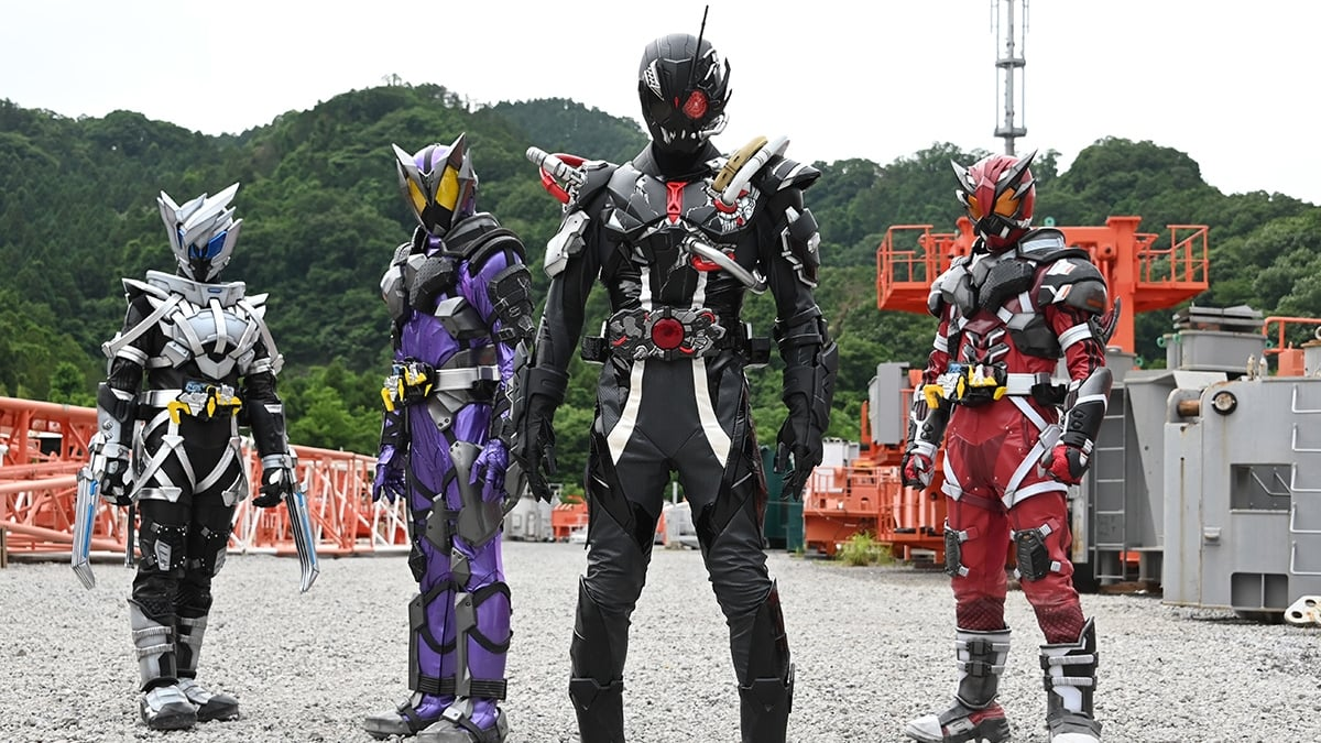 Kamen Rider Season 30 :Episode 37  No One Can Stop It