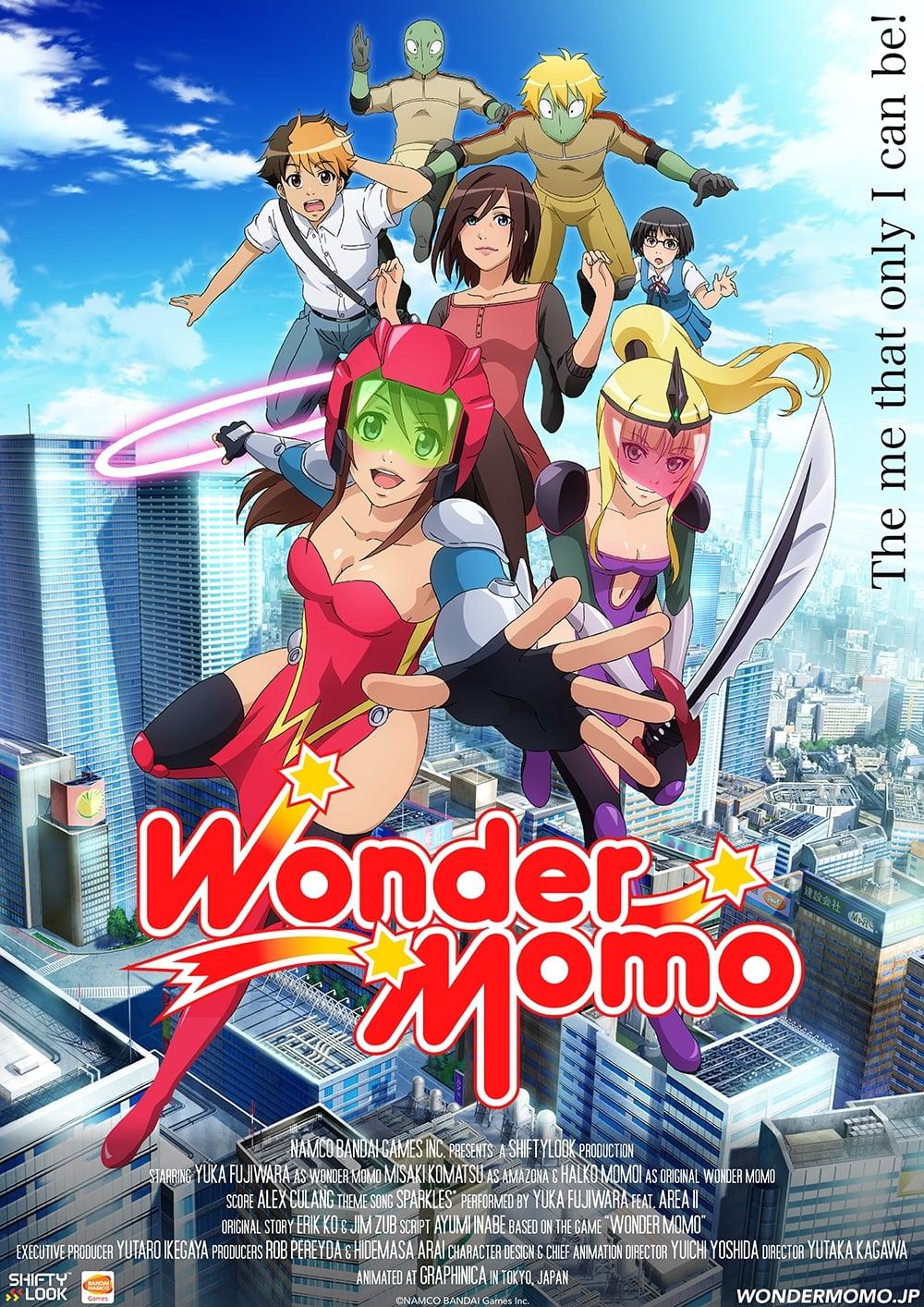 Wonder Momo (2014)