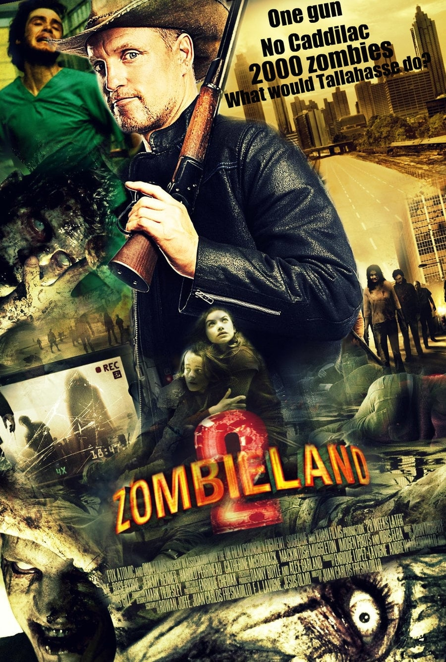 Poster and image movie Film Zombieland 2 - Zombieland 2 2019