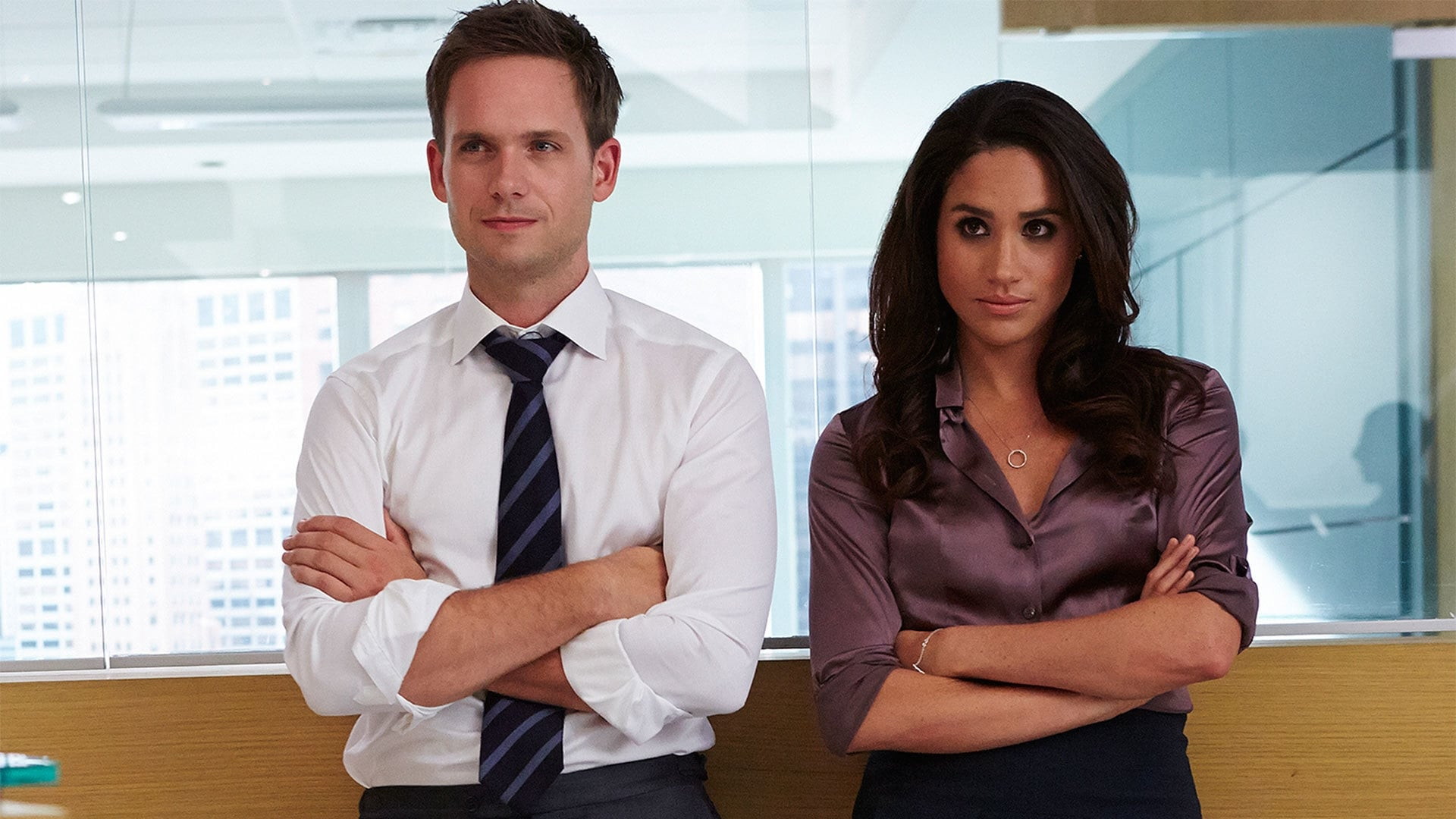 Suits - Season 4 Episode 11 : Enough Is Enough
