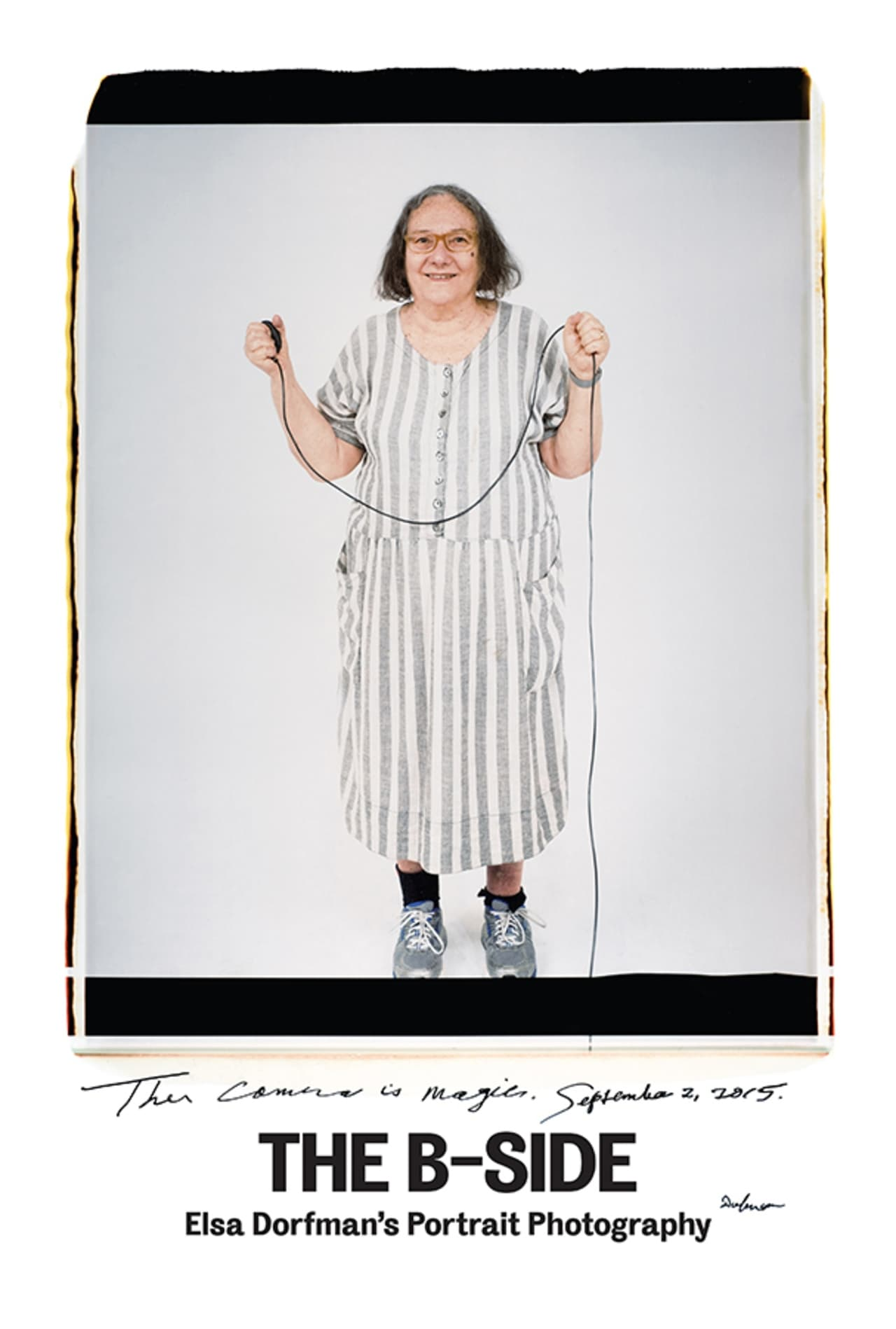 The B-Side: Elsa Dorfman's Portrait Photography (2017)