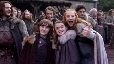 Game of Thrones - Season 0 Episode 44 : The Cast Remembers (1970)