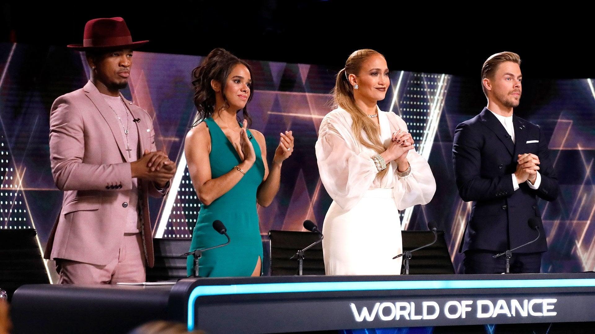 World of Dance Season 2 :Episode 15  Divisional Final