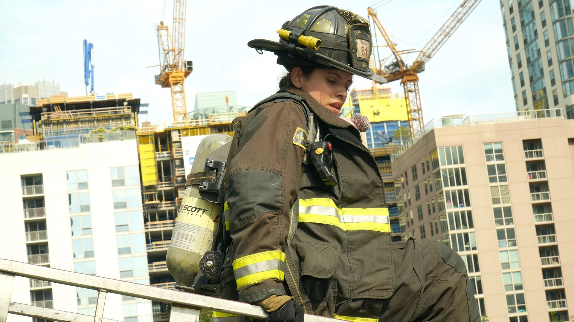 Chicago Fire Season 6 :Episode 6  Falsches Spiel