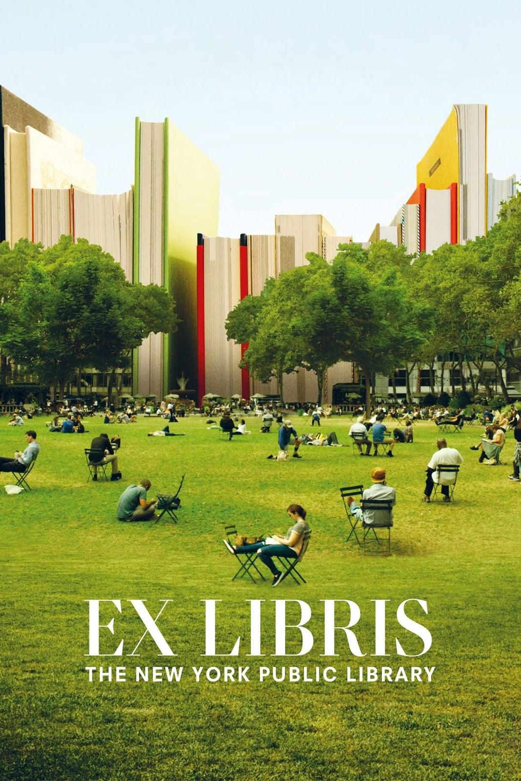 watch Ex Libris: New York Public Library 2017 online free