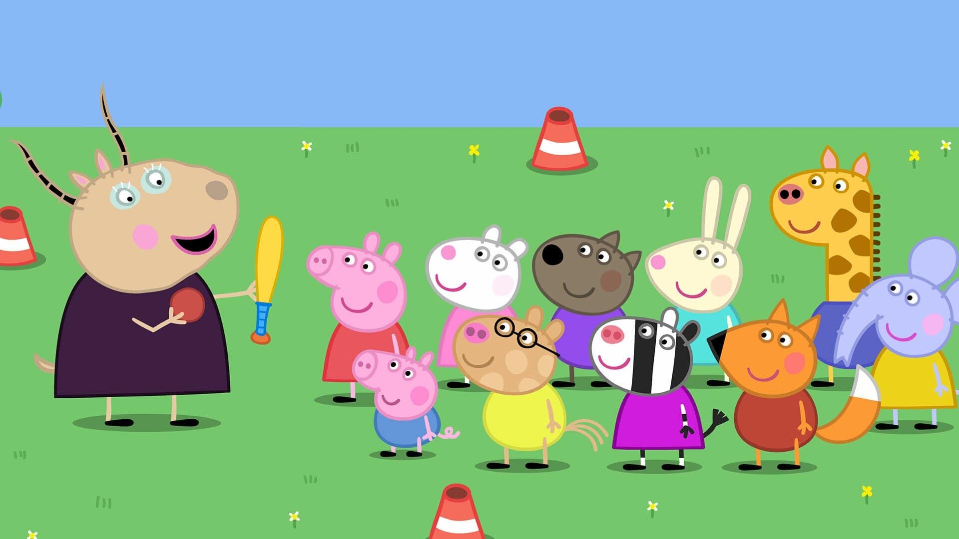 Peppa Pig Season 6 :Episode 24  Bat and Ball