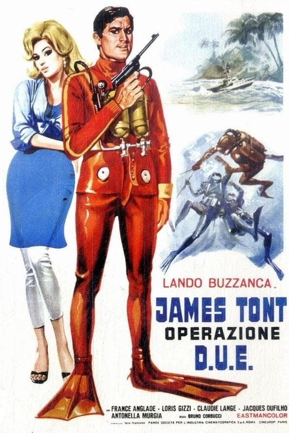 James Tont Operation T.W.O.