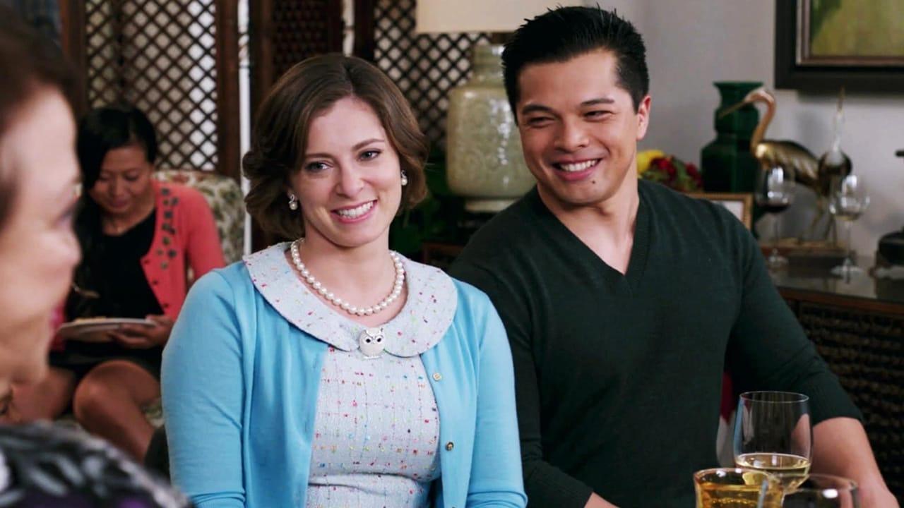 Crazy Ex-Girlfriend Season 1 :Episode 6  My First Thanksgiving with Josh!