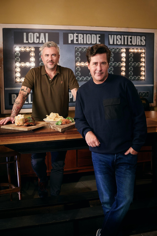 L'avant-match des foodies TV Shows About Food