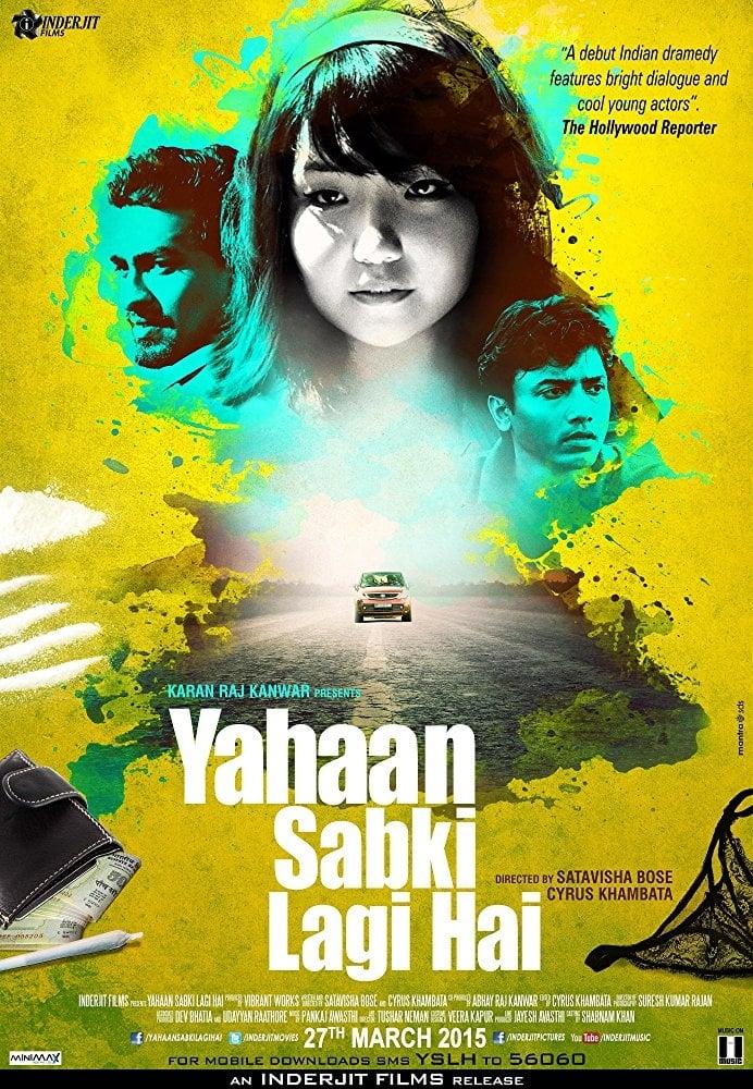 Ver Yahaan Sabki Lagi Hai Online HD Español (2015)