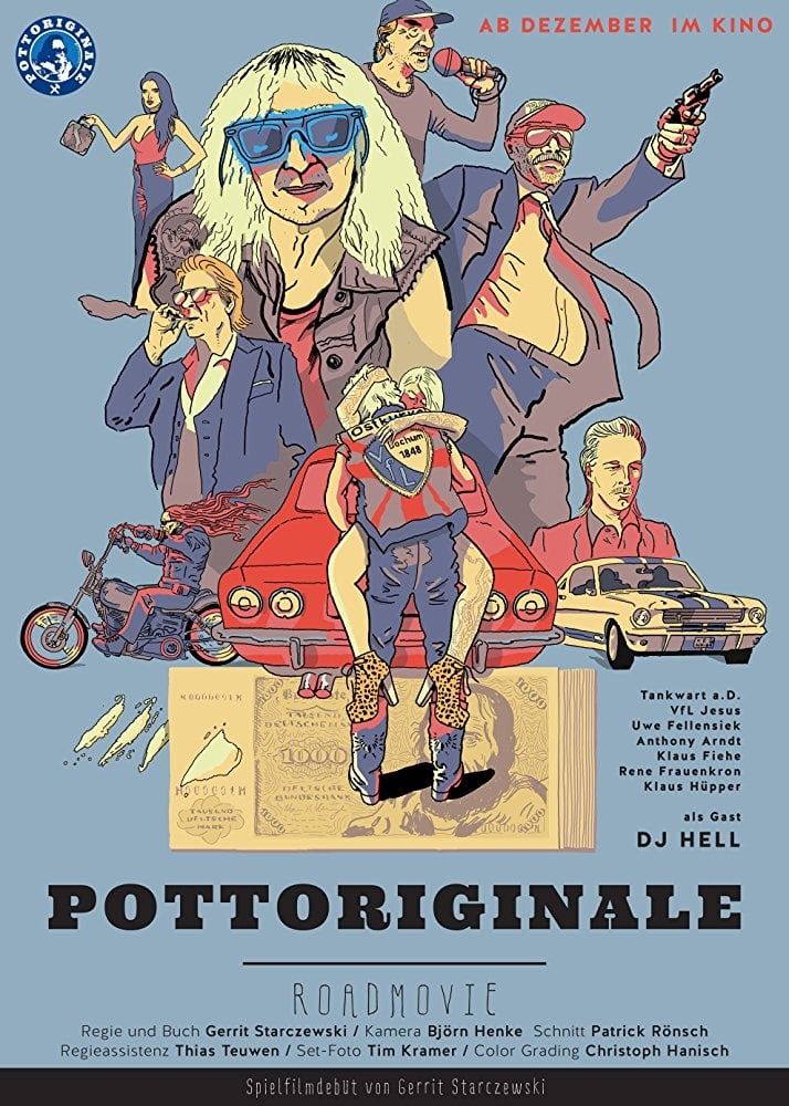 Ver Pottoriginale: Roadmovie Online HD Español (2017)