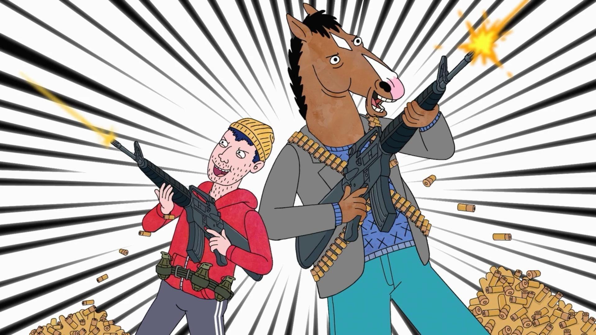 BoJack Horseman - Specials