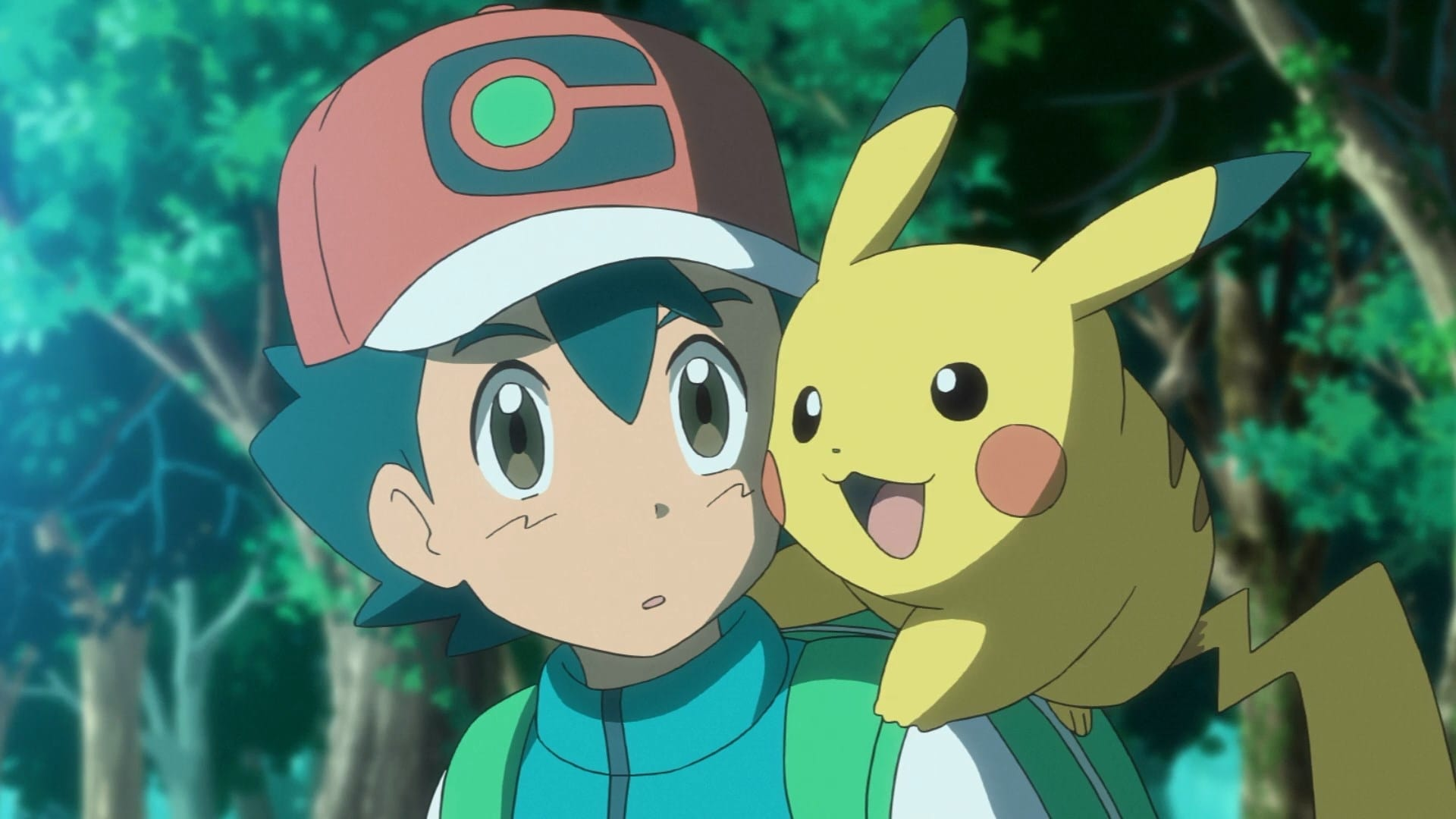 Pokémon Season 23 :Episode 10  A Test in Paradise!