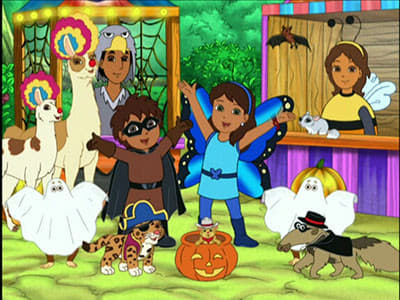 freddie the fruit bat saves halloween