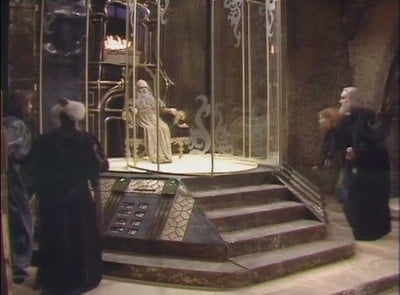 Doctor Who Season 18 :Episode 22  The Keeper of Traken, Part Two