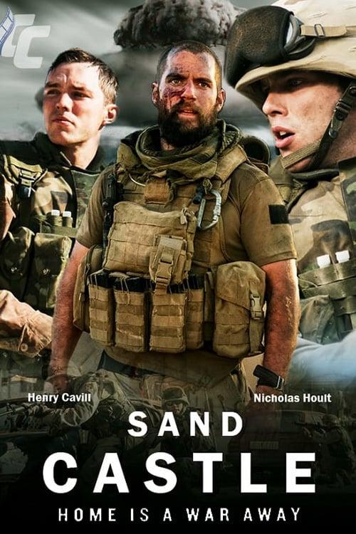 Smėlio pilis / Sand Castle (2017)