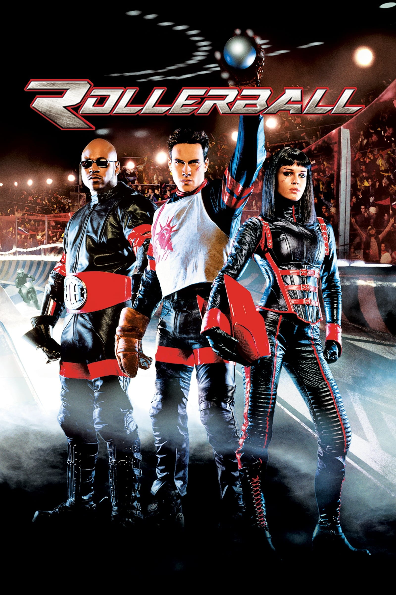 Rollerball (2002) - Posters — The Movie Database (TMDb)