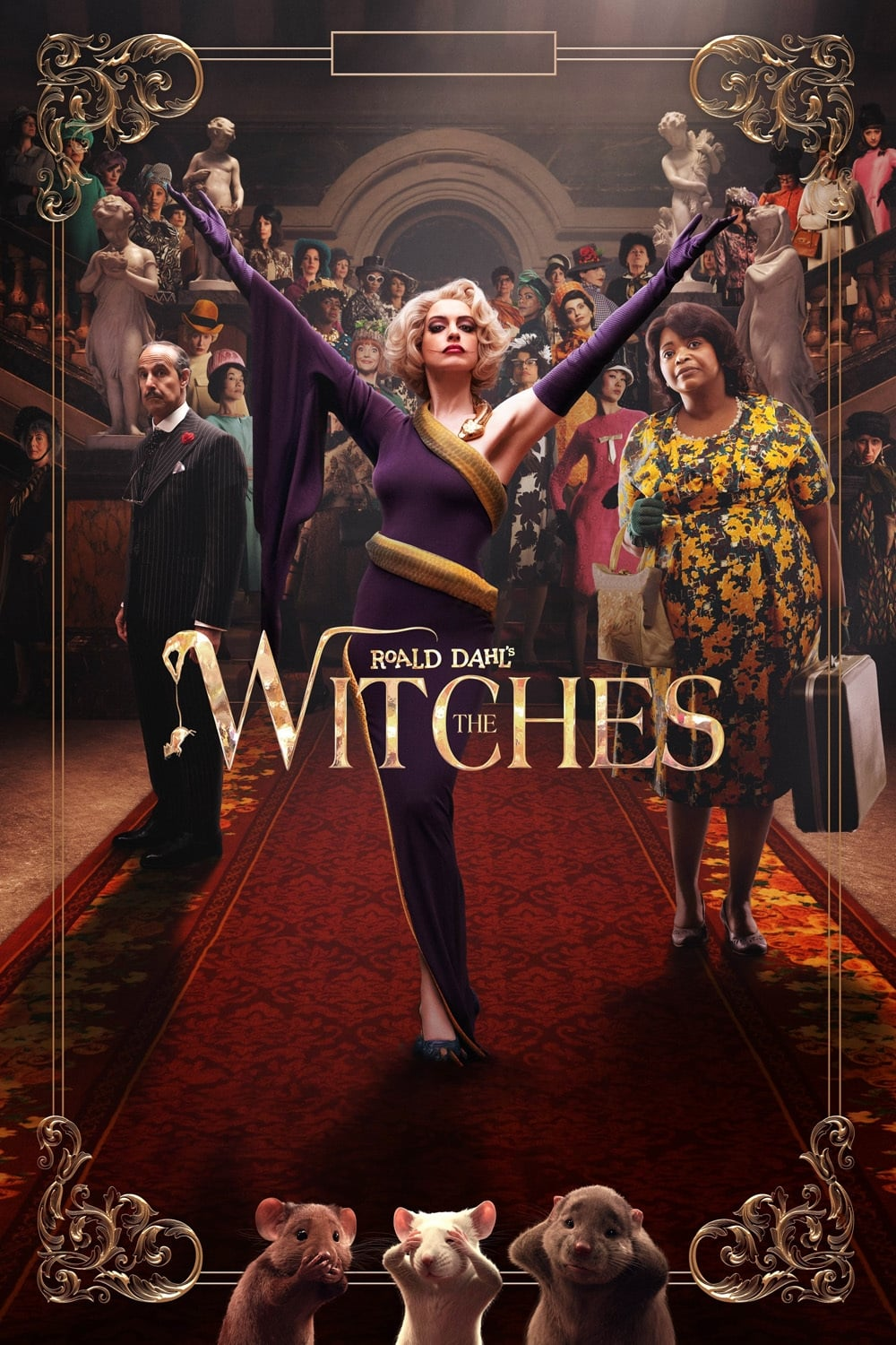 Poster and image movie The Witches