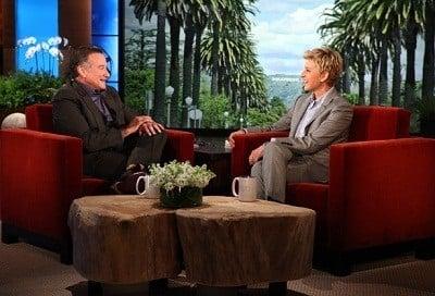 The Ellen DeGeneres Show Season 9 :Episode 48  Robin Williams, Selena Gomez