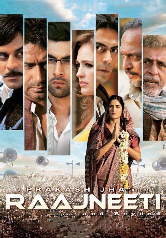 Raajneeti (2010) AKA Politics (1080p BluRay x265 HEVC 10bit EAC3 5.1 Hindi Bandi) [QxR] [6.5 GB] | G-Drive