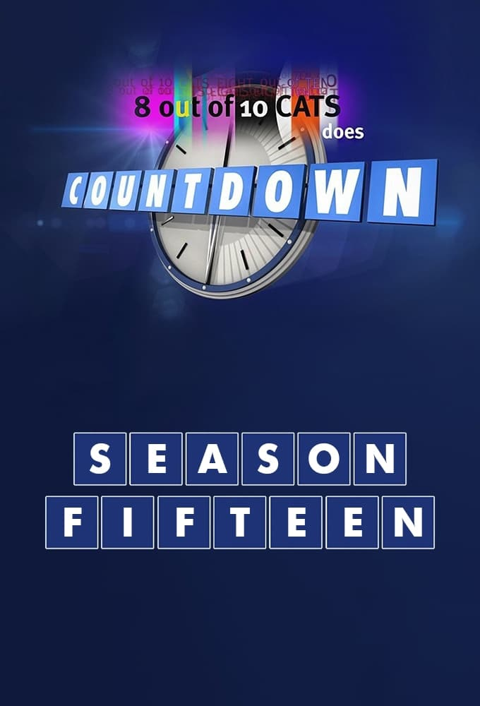 8 Out of 10 Cats Does Countdown Season 15