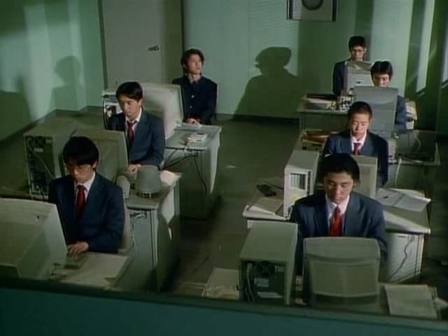 Super Sentai Season 21 :Episode 15  See Through It! The Genius High School's Trick