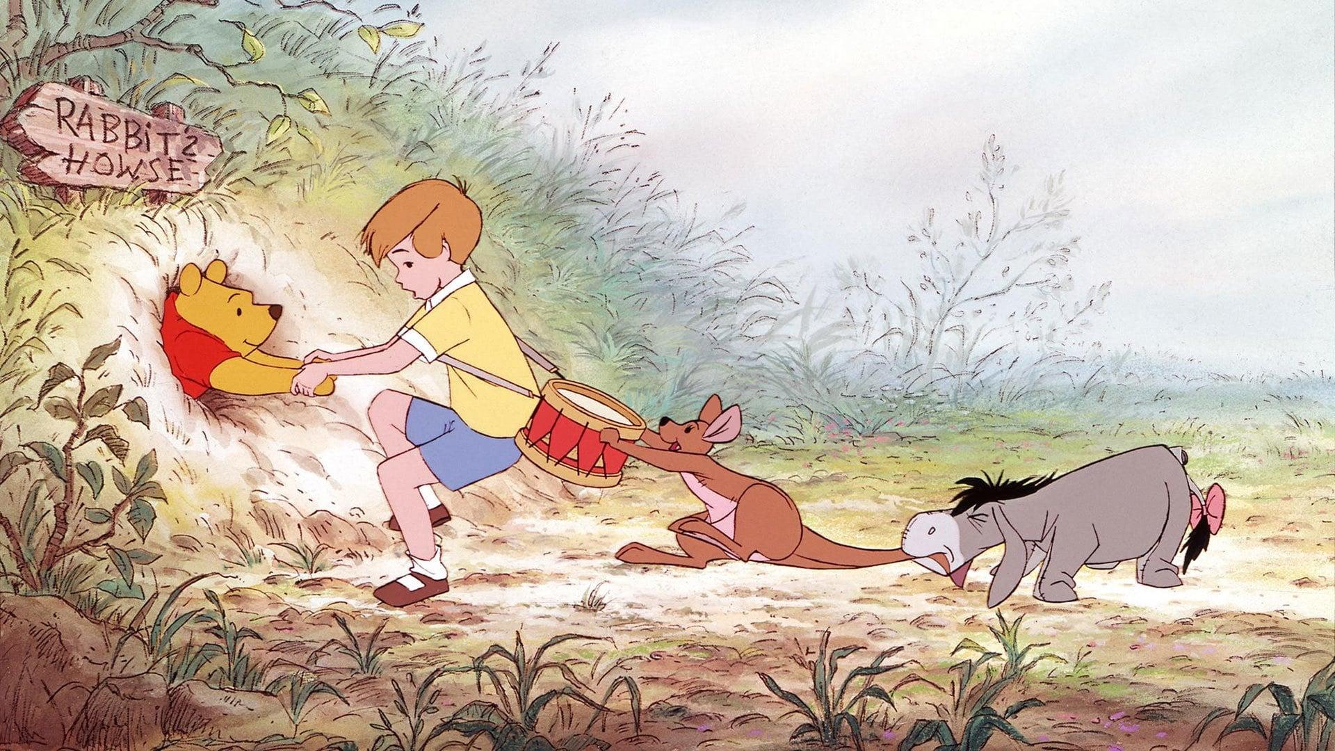 The New Adventures of Winnie the Pooh Season 0 :Episode 1  The Many Adventures of Winnie the Pooh