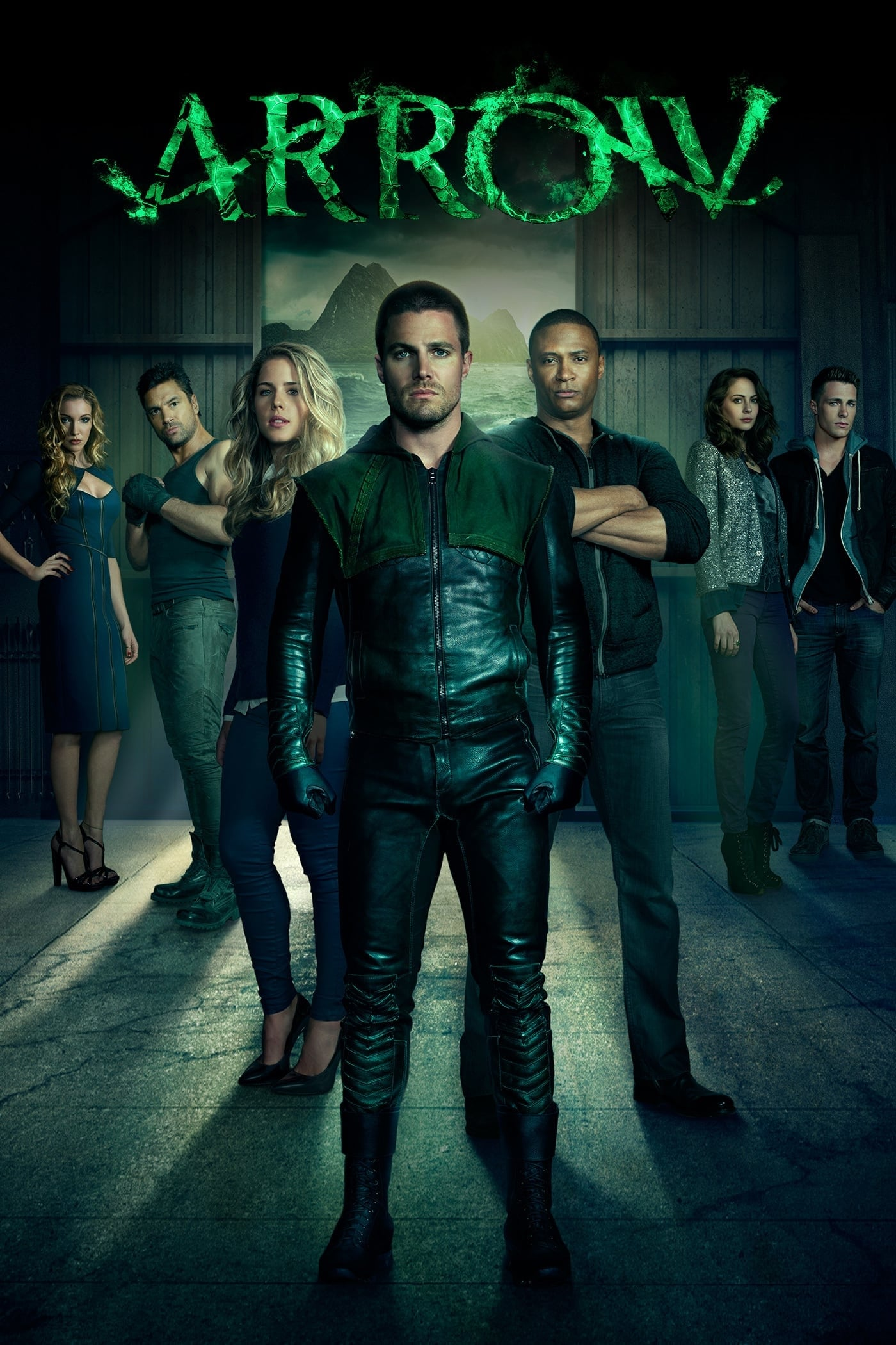 Arrow Complete Season 4