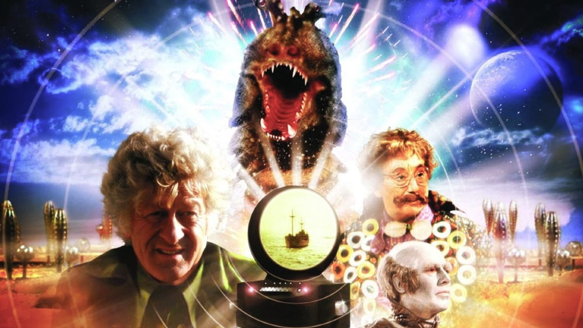 Doctor Who Season 10 :Episode 5  Carnival of Monsters, Episode One