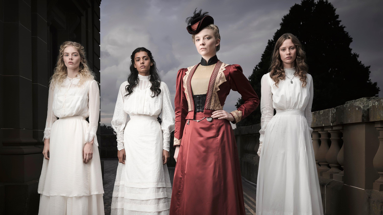 "Mysteryserie ""Picknick am Valentinstag"" exklusiv bei Telekom EntertainTV"