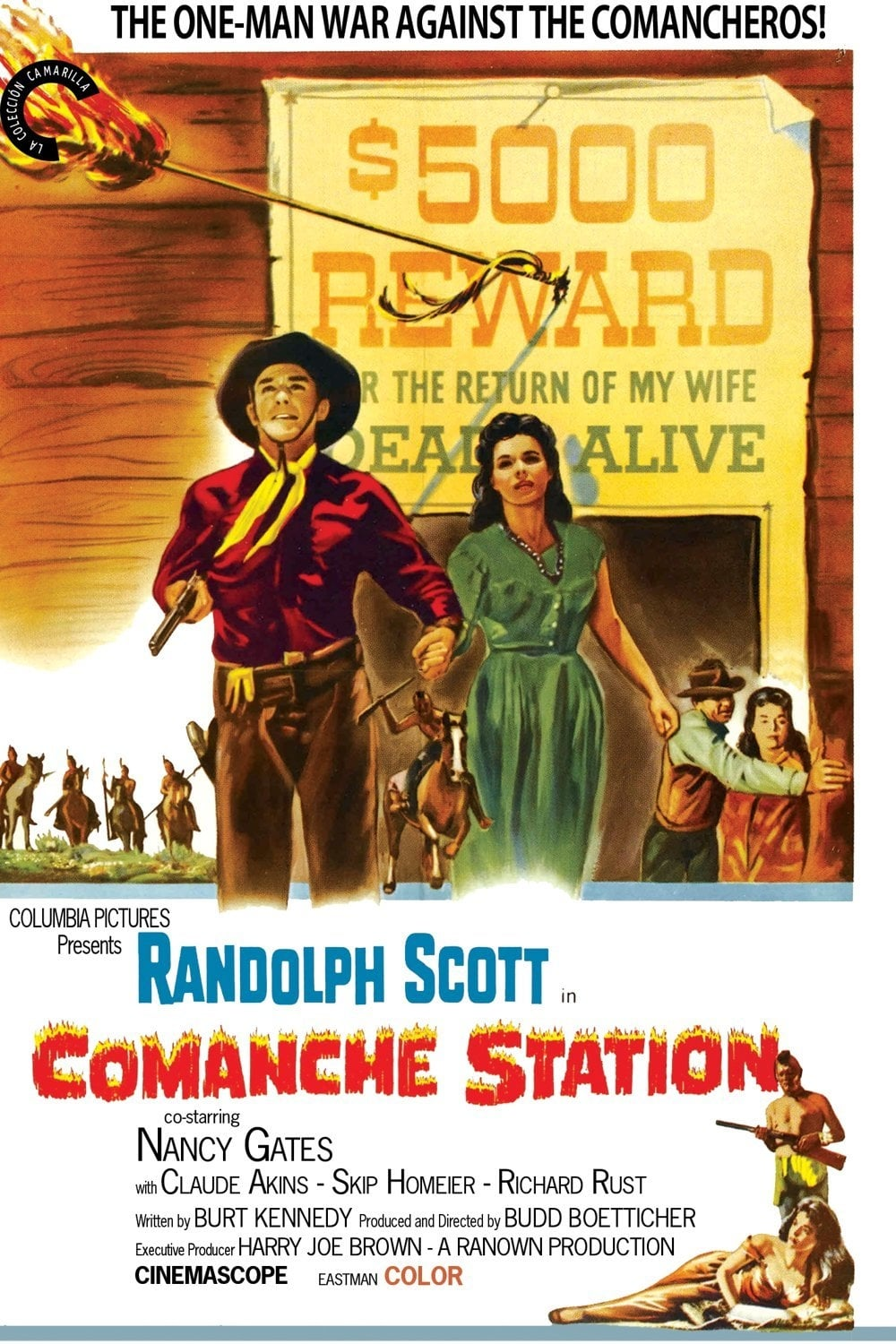 Comanche Station 1960 The Movie