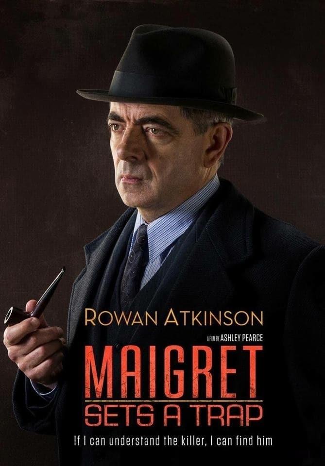Ver Maigret Sets a Trap Online HD Español (2016)