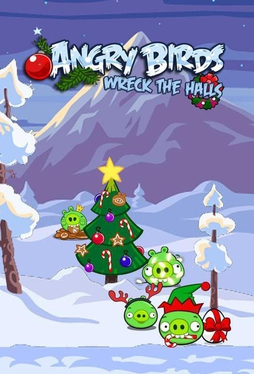 Angry Birds: Wreck the Halls (2011)