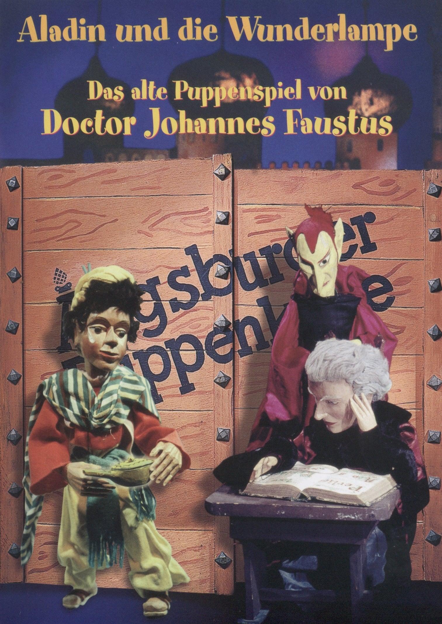 Augsburger Puppenkiste - Aladin und die Wunderlampe (1960)