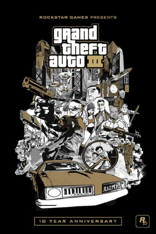 Ver Grand Theft Auto 3 Online HD Español (2001)